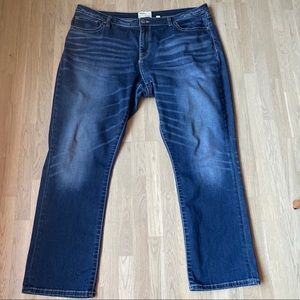 BKE jeans GABBY STRAIGHT 36R JEANS